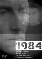 1984 (Nineteen Eighty-Four/1954 BBC Version) DVD