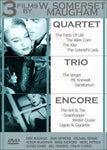 3 Films / W. Somerset Maugham (Quartet, Trio, Encore) 3-Disc set!