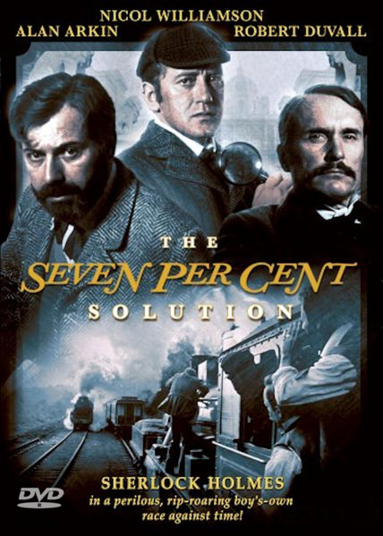 7 Per-Cent Solution, The (DVD)