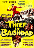 Thief Of Baghdad (The Blue Rose/1961)