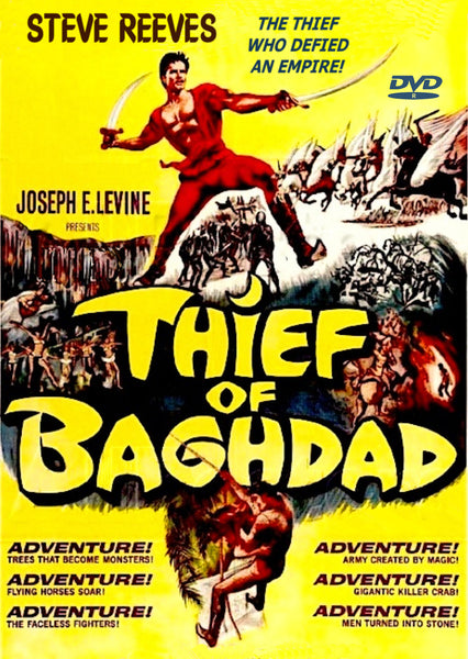 Blue Rose, The (Thief of Baghdad/1961)