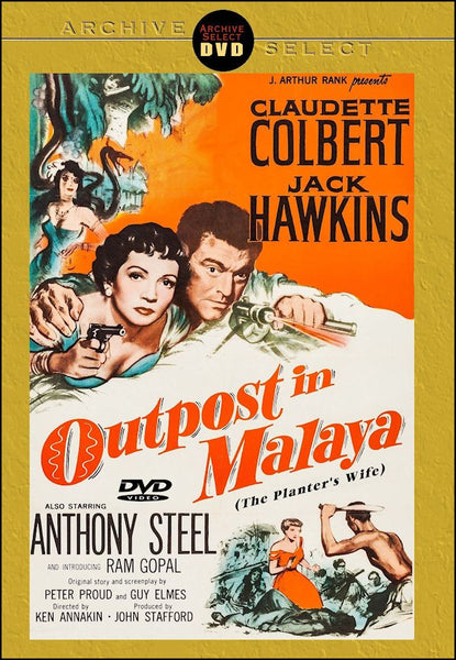 Outpost in Malaya (The Planter's Wife)