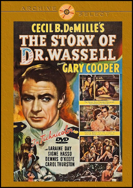 The Story of Dr. Wassell (1944) - Newly restored!