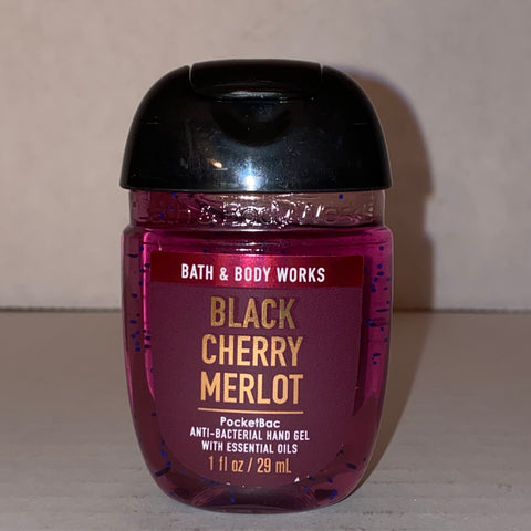 Bath & Body Works Black Cherry  Pocketbac