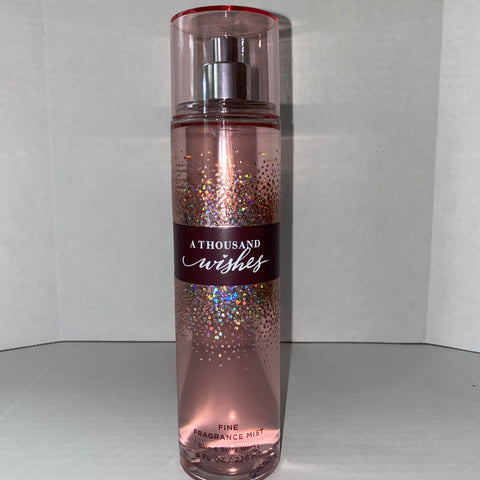 Bath & Body Works A Thousand Wishes Mist