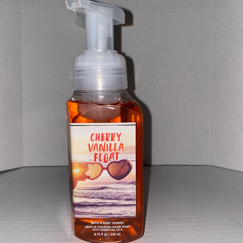 Bath & Body Works Cherry Vanilla Float Hand Soap