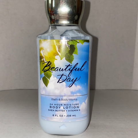 Bath & Body Works Beautiful Day Lotion