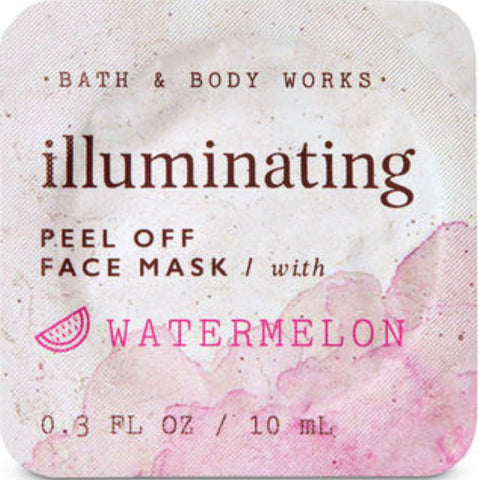 Bath & Body Works Illuminating Peel Off Face Mask
