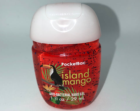 Bath & Body Island Mango  Pocketbac