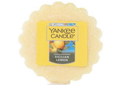 Yankee Candle Sicilian Lemon Wax Tart