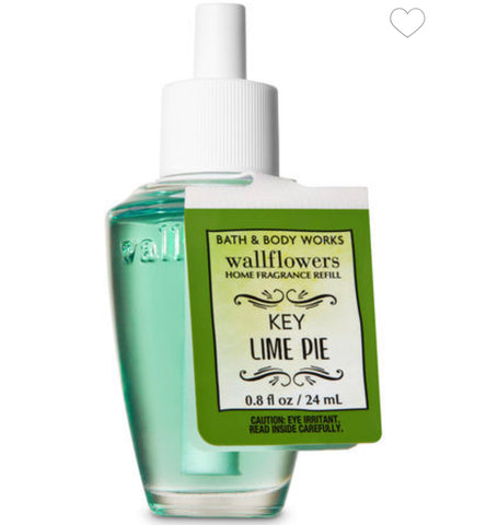 Bath & Body Works Key Lime Pie Wallflower Refill