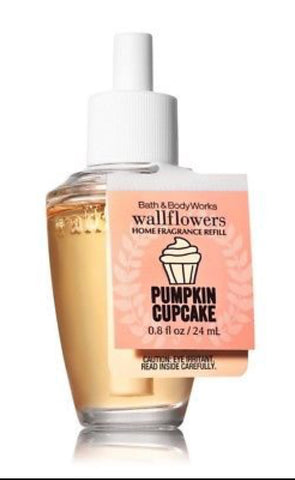 Bath & Body Works Pumpkin Cupcake Wallflower Refill