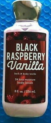 Bath & Body Works Black Raspberry Vanilla Lotion