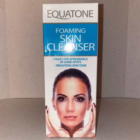 Equatone Foaming Skin Cleanser