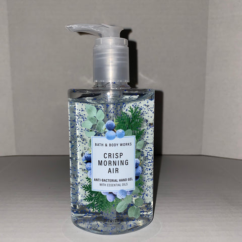 Bath & Body Works Crisp Morning Air Hand Sanitizer
