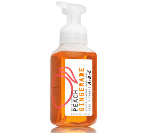 Bath & Body Works Peach Gingerade Hand Soap