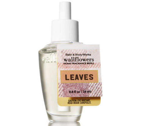 Bath & Body Works Leaves Wallflower Refill