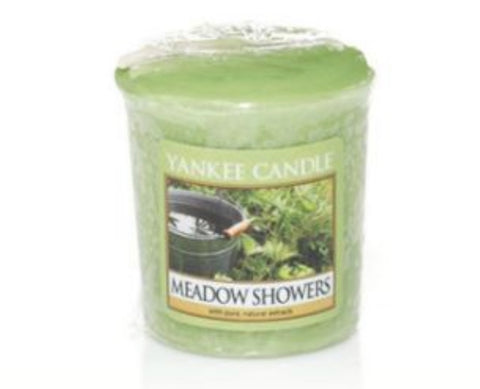 Yankee Candle Meadow Showers Votive