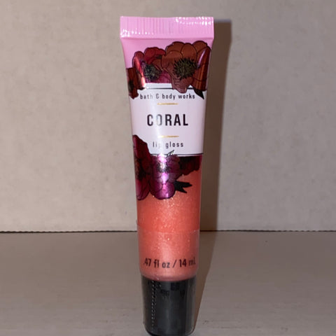 Bath & Body Works Coral Lip Gloss