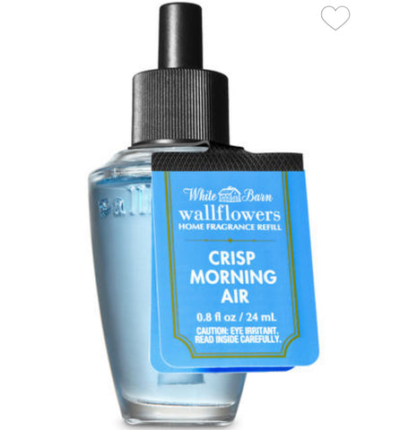 Bath & Body Works Crisp Morning Air Wallflower Refill
