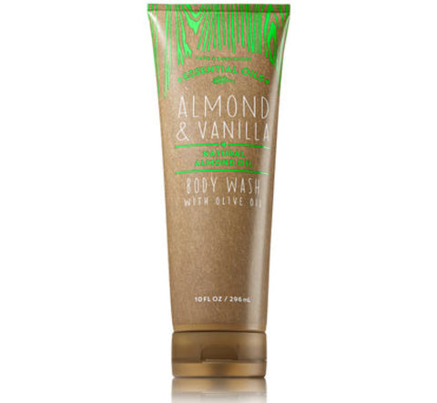 Bath & Body Works Almond & Vanilla Body Wash