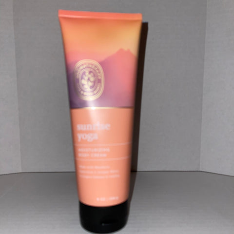 Bath & Body Works Aromatherapy Sunrise Yoga Body Cream