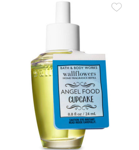Bath & Body Works Angel Food Cupcake Wallflower Refill