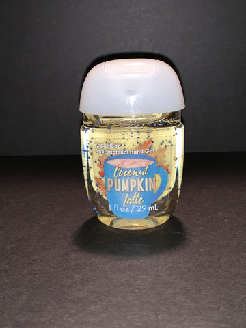 Bath & Body Works Coconut Pumpkin Latte Pocketbac