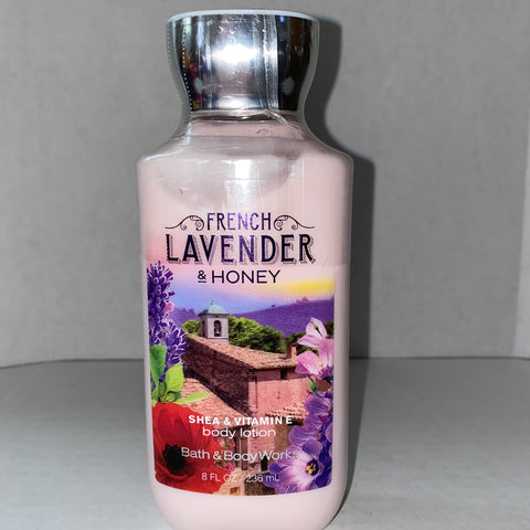 Bath & Body Works French Lavender & Honey Lotion