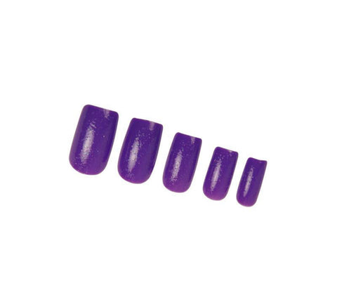 Kleancolor Diva Secrets Lilac Flame Nail Tips