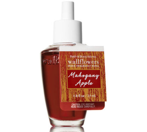 Bath & Body Works Mahogany Apple Wallflower Refill