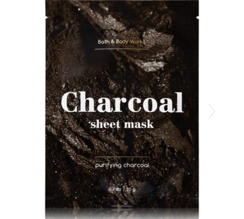 Bath & Body Works Charcoal  Face Mask