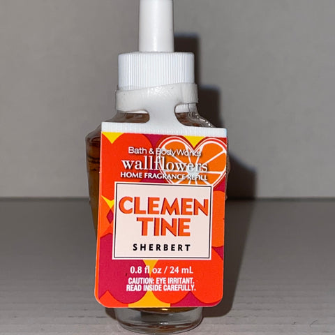 Bath & Body Works Clementine Wallflower Refill