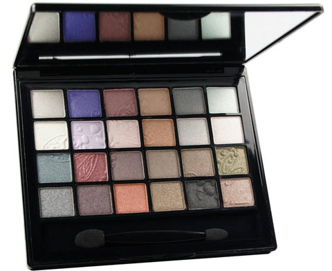 Kleancolor Alpha Girl Series Push & Pull Shadow Pallet
