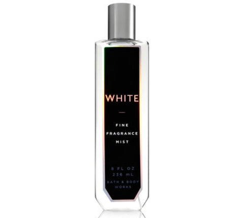 Bath & Body Works White Fragrance Mist