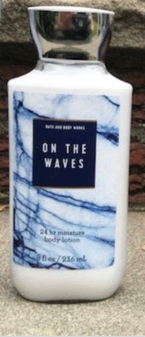 Bath & Body Works On the Waves Body Lotion