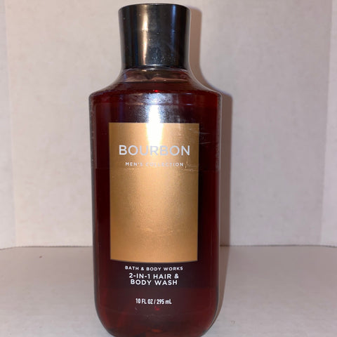 Bath & Body Works Bourbon Shower Gel