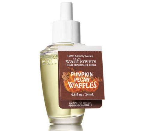 Bath & Body Works Pumpkin Pecan Waffles Wallflower Refill