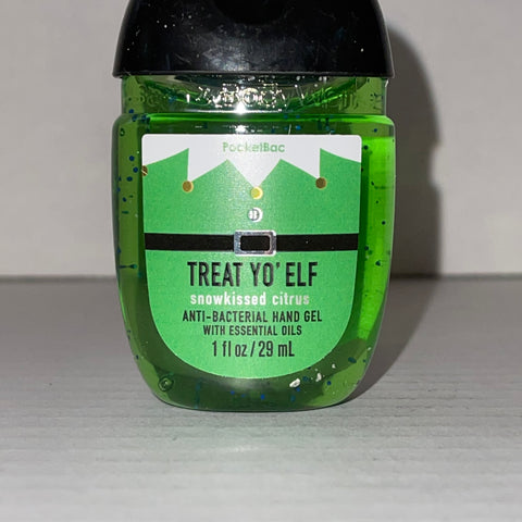 Bath & Body Works Treat to Elf Pocketbac