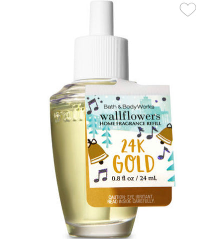 Bath & Body Works 24K Wallflower Refill