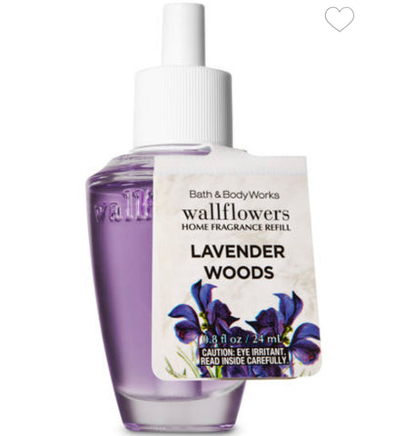 Bath & Body Works Lavender Woods Wallflower Refill