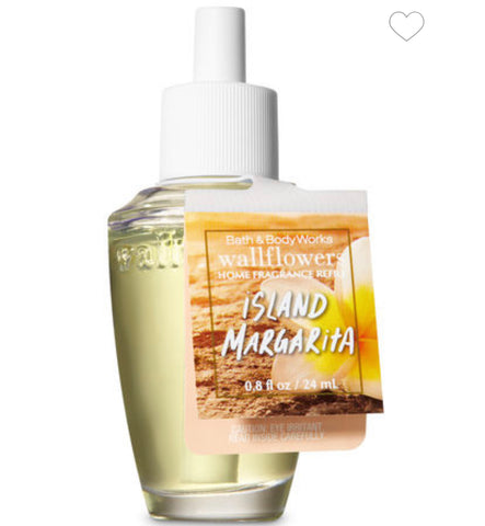Bath & Body Works Island Margarita Wallflower Refill
