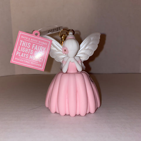 Bath & Body Works Fairy Musical Pocketbac Holder