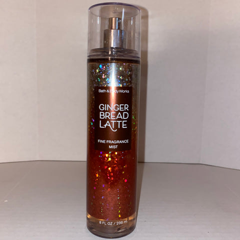 Bath & Body Works Gingerbread Latte Mist