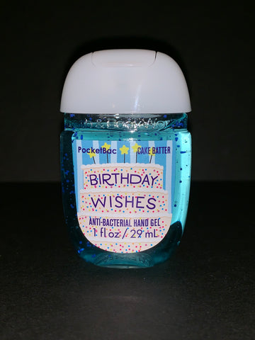 Bath & Body Birthday Wishes Pocketbac