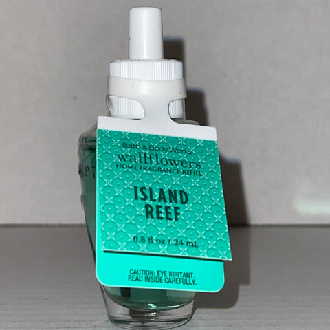 Bath & Body Works Island Reef Wallflower Refill
