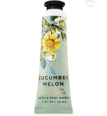 Bath & Body Works Cucumber Melon Hand Cream