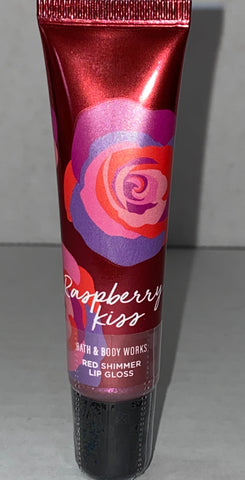 Bath & Body Works Raspberry Kiss Lip Gloss