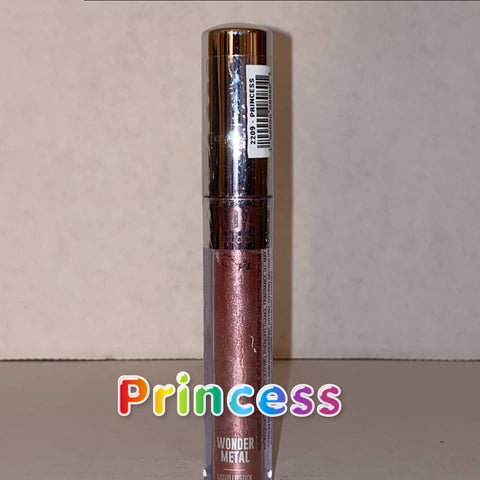 AOA Wonder Metal Liquid Lipstick - Princess