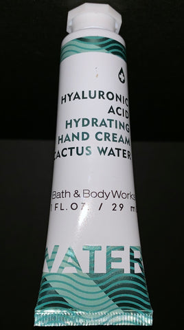 Bath & Body Works Cactus Water Hyaluronic Acid Hand Cream
